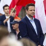 Sondaż dla Onetu: Trzaskowski liderem zaufania