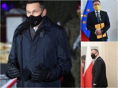 Sondaż: Morawiecki liderem rankingu zaufania. Hołownia wyprzedza Dudę