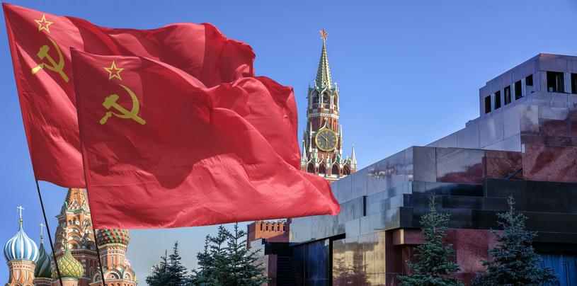 Sondaż: Rosjanie żałują rozpadu ZSRR /123RF/PICSEL