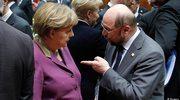 Sondaż: Schulz dorównuje Merkel