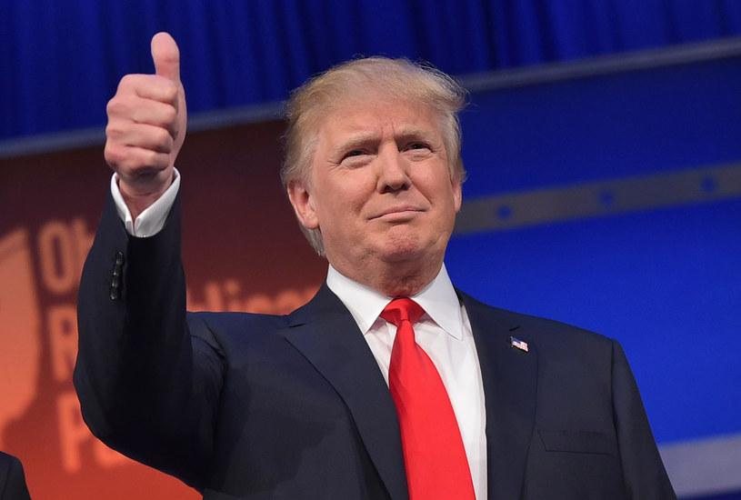 Sondaże nie wskazywały na wygraną Donalda Trumpa /AFP