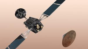 Sondy ExoMars 2016 wyruszyły w kierunku Marsa