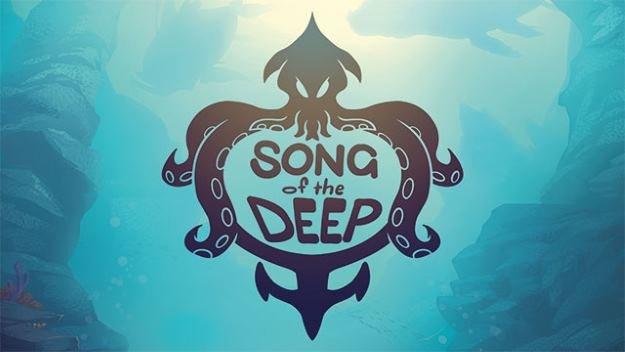 Song of the Deep /materiały prasowe