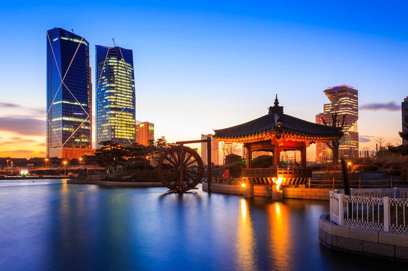 Songdo to najmłodsze i jedno z najlepiej zaprojektowanych miast świata /123RF/PICSEL