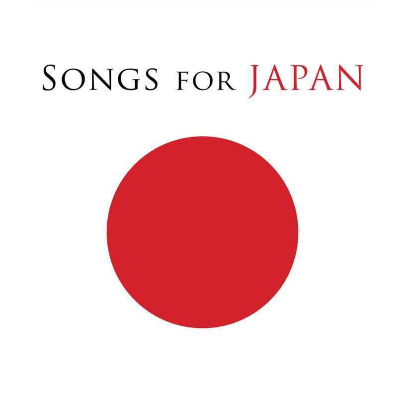 """Songs for Japan""  /materiały prasowe"