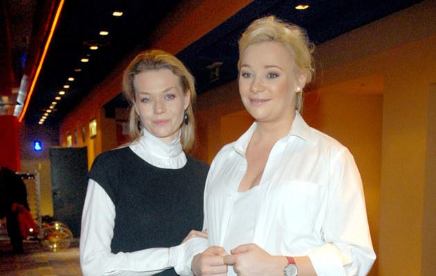 Sonia Bohosiewicz, na zdjęciu z Tamarą Arciuch, fot.Marek Ulatowski  /MWMedia