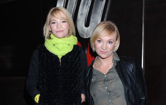 Sonia i Maja Bohosiewicz  /MWMedia