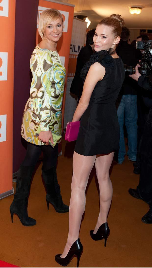 Sonia i Maja Bohosiewicz, fot. Jarosław Antoniak  /MWMedia