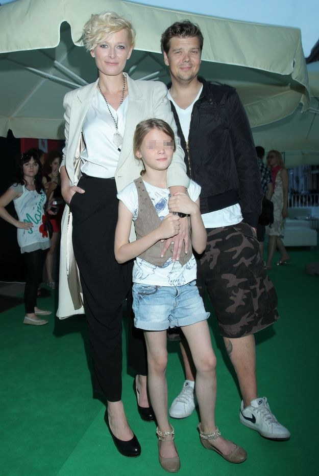 Sonia z rodzicami /- /MWMedia