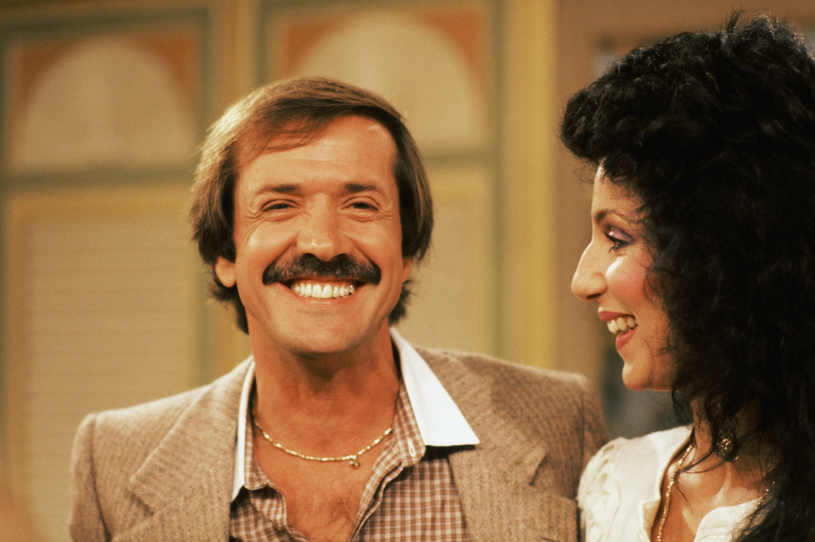 Sonny Bono /Corbis / Splash News /East News