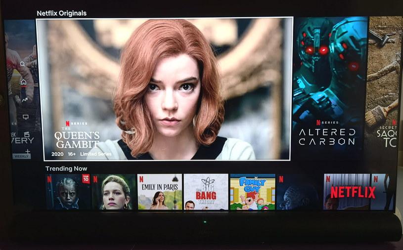 Sonos Arc i Netflix /INTERIA.PL