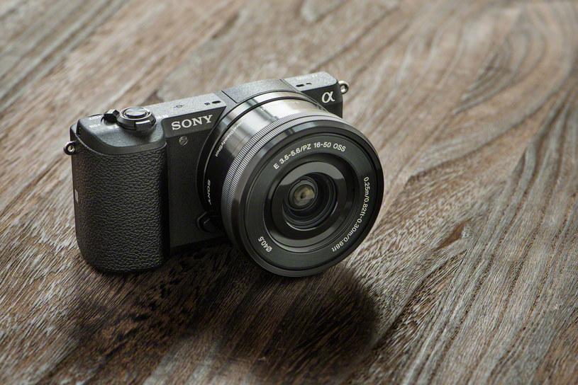 Sony α5100 /materiały prasowe