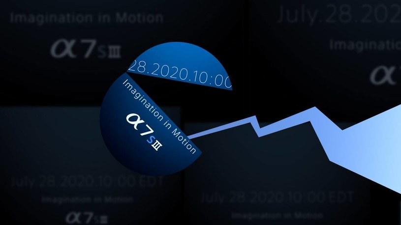 Sony a7s III zostanie zaprezentowany jeszcze w lipcu /materiały prasowe