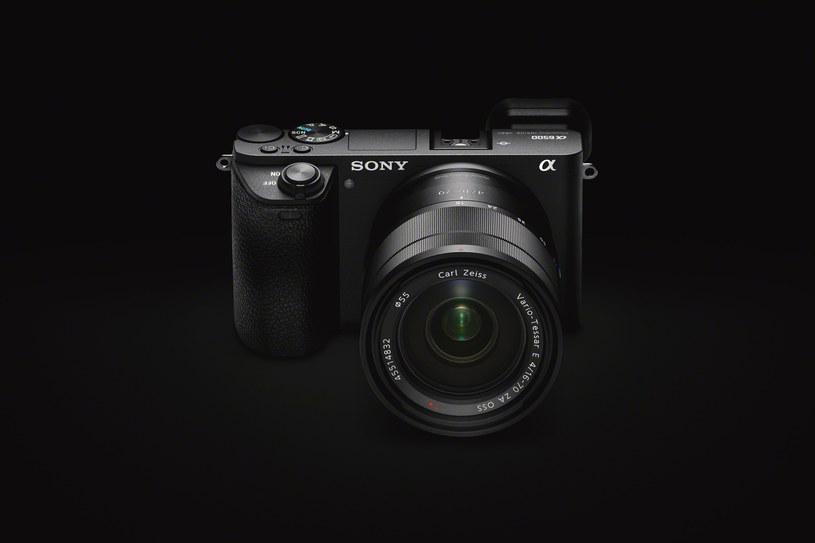Sony Alfa 6500 /materiały prasowe