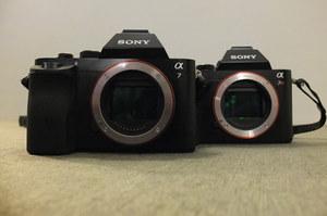 Sony Alfa 7 i Sony 7R - pierwsze wrażenia