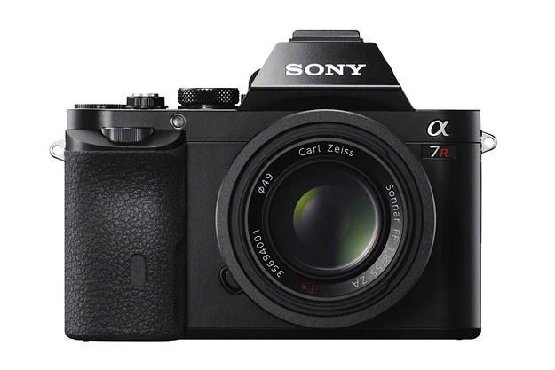 Sony Alfa 7R /materiały prasowe