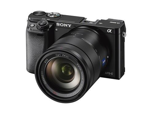 Sony Alfa6000 /materiały prasowe