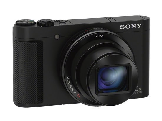 Sony Cyber-shot DSC-HX90. /materiały prasowe