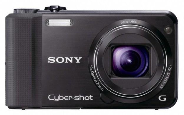 Sony Cyber-shot HX7V /materiały prasowe