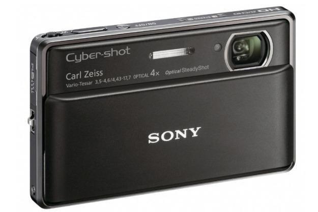 Sony Cyber-shot TX100 /materiały prasowe