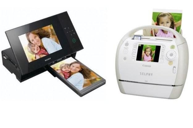 Sony DPP-F700 kontra Canon Selphy ES40 - który fotolab jest lepszy? /materiały prasowe