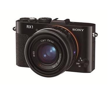 Sony DSC-RX1 - pełnoklatkowy kompakt