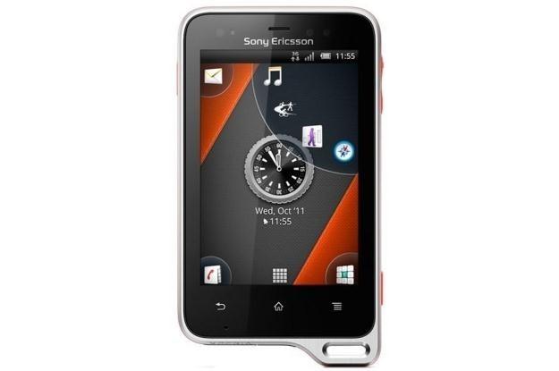 Sony Ericsson Xperia active /INTERIA.PL