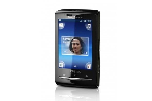 Sony Ericsson Xperia X10 mini /materiały prasowe