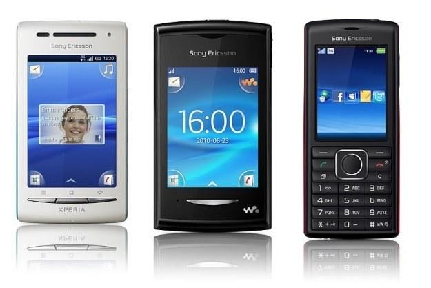 Sony Ericsson Xperia X8, Yendo i Cedar /materiały prasowe
