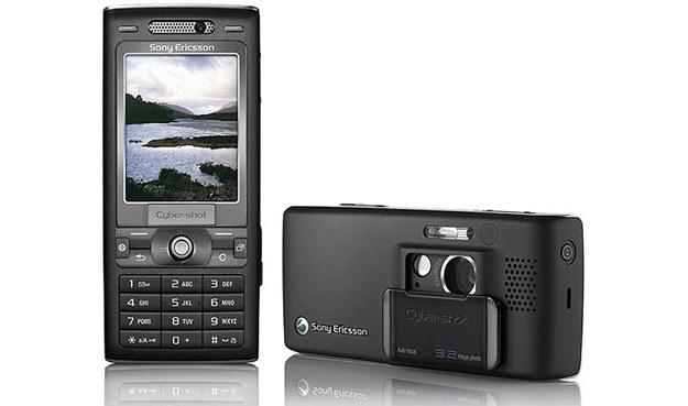 Sony Ericsson z serii Cyber-Shot /materiały prasowe
