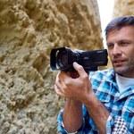 Sony FDR-AX100E - najmniejsza i najlżejsza kamera 4K