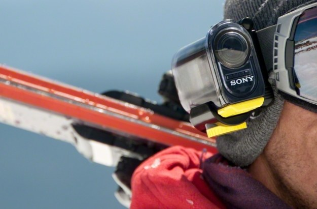 Sony HDR-AS15 - sprzęt do kręcenia niecodziennych popisów /materiały prasowe