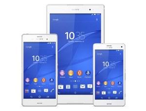 Sony i jego SmartWatch 3 i Xperia Z3, smartfon Z3 Compact oraz Z3 Tablet Compact