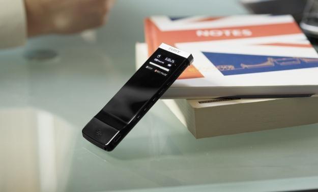 Sony ICD-TX50 to bardzo nowoczesny dyktafon /materiały prasowe