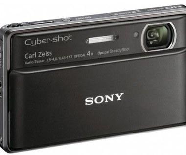Sony: Kompakty do filmów i zdjęć 3D