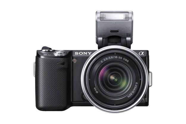 Sony NEX-5N /materiały prasowe