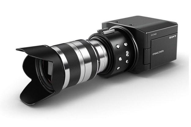 Sony NXCAM /materiały prasowe