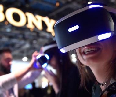 Sony ogłasza gogle VR dla PlayStation 5