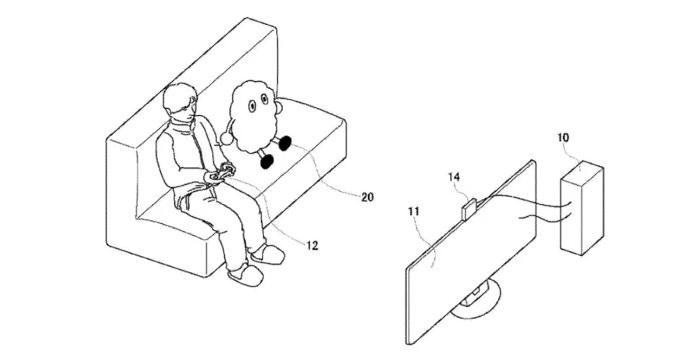 Sony opatentowało przyjaznego dla graczy robota /materiały prasowe