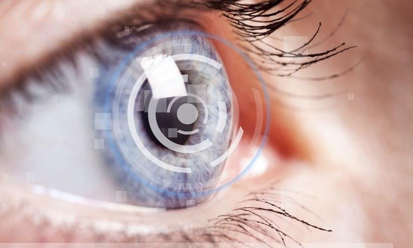 Sony pracuje nad inteligentnymi soczewkami kontaktowymi /123RF/PICSEL