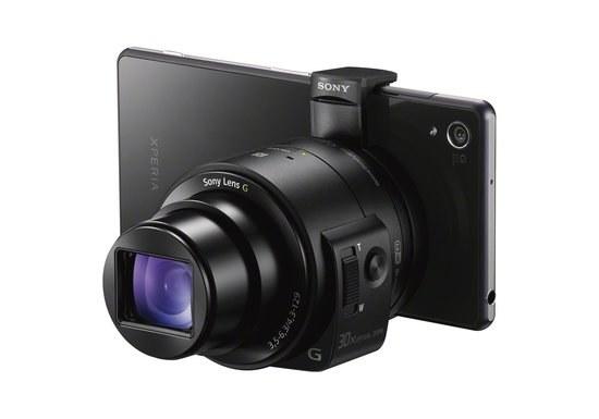 Sony Smart-shot QX30 /materiały prasowe