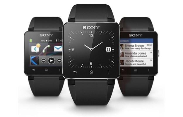 Sony SmartWatch 2 /materiały prasowe