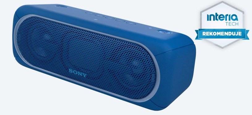 Sony SRS-XB40 otrzymuje rekomendację serwisu Interia Nowe Technologie /materiały prasowe
