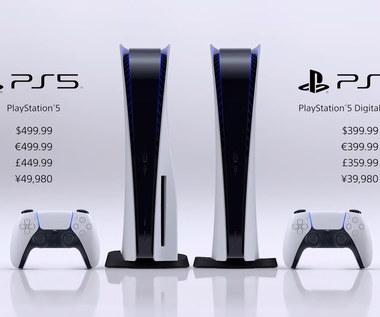 Sony ujawnia ceny i datę premiery konsol PlayStation 5