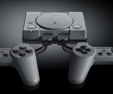 Sony ujawniło mini-konsolę PlayStation Classic