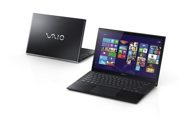 Sony Vaio Pro 13 to przyzwoity ultrabook... z kilkoma wadami /materiały prasowe