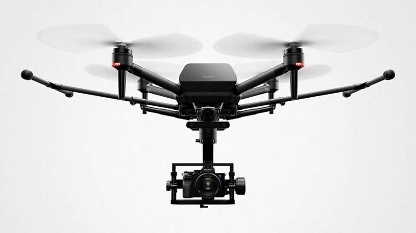 Sony wchodzi na rynek dronów /materiały prasowe