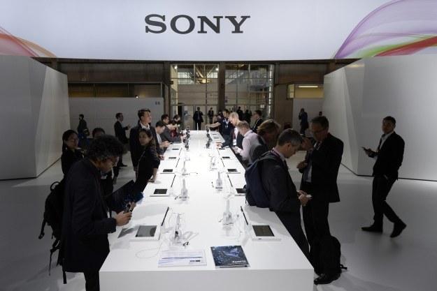 Sony wciąż nie może się odnaleźć na rynku smartfonów /AFP