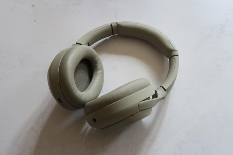 Sony WH1000XM4 /INTERIA.PL