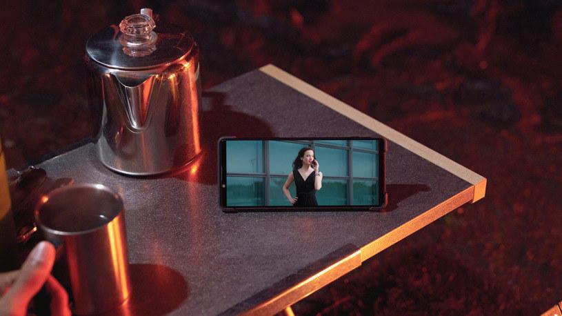 Sony Xperia 1 II /materiały prasowe